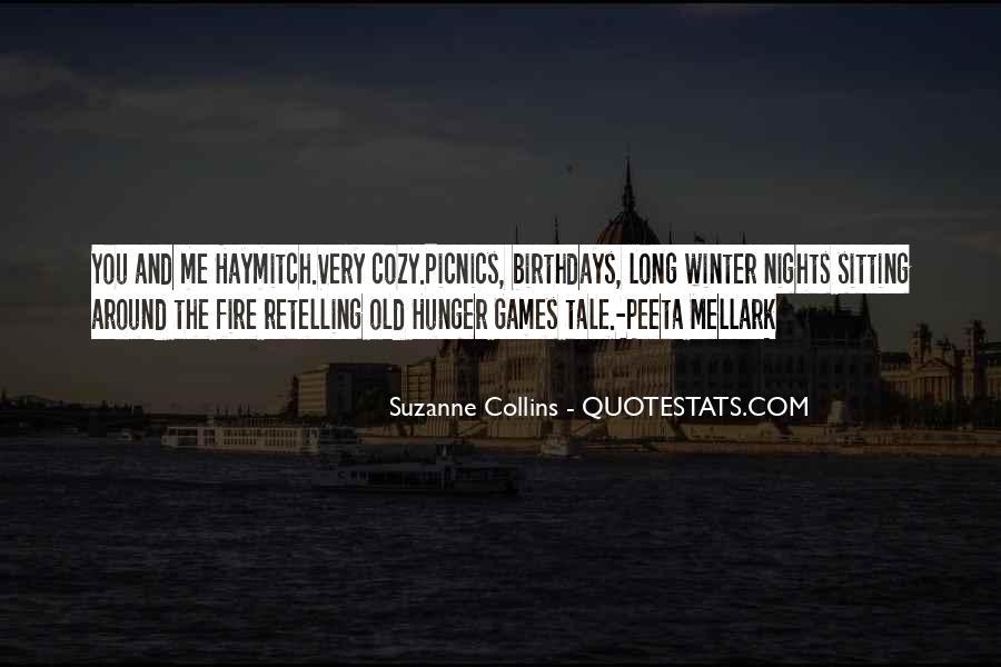 Hunger Games 2 Peeta Quotes #380189