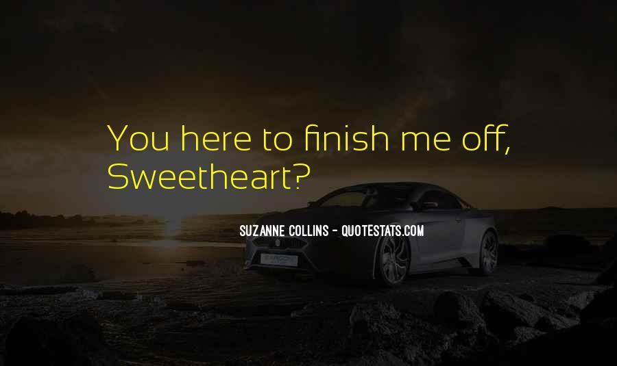 Hunger Games 2 Peeta Quotes #388762
