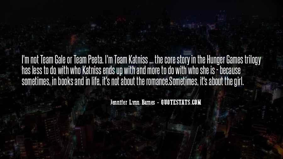 Hunger Games 2 Peeta Quotes #429765