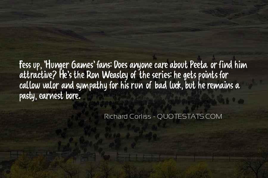 Hunger Games 2 Peeta Quotes #595541