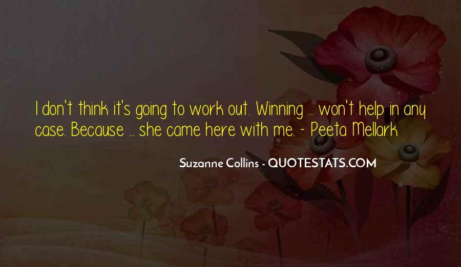Hunger Games 2 Peeta Quotes #92762