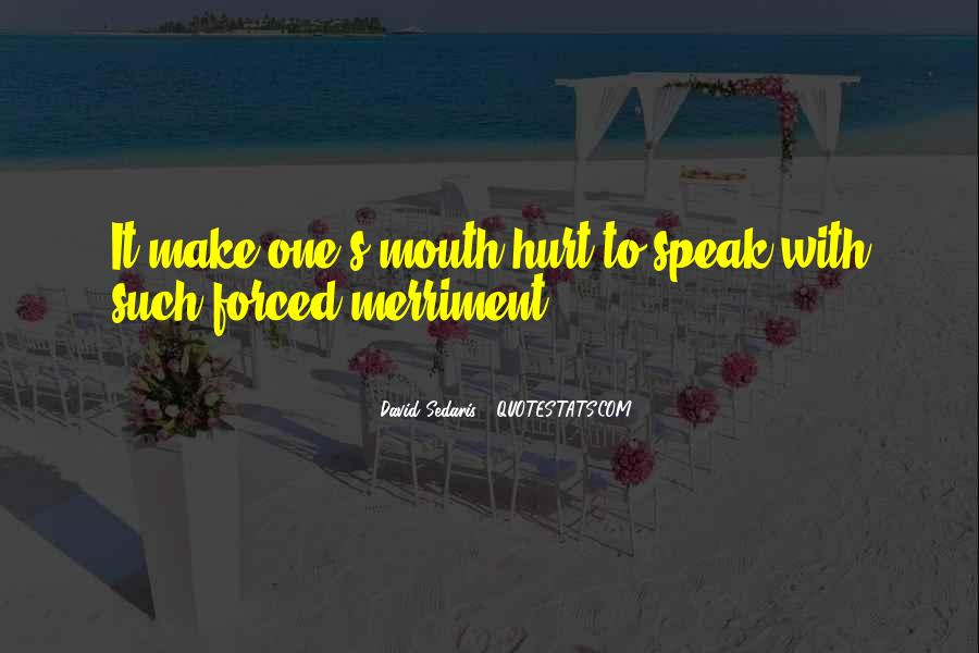 Hurt Before Quotes #9259