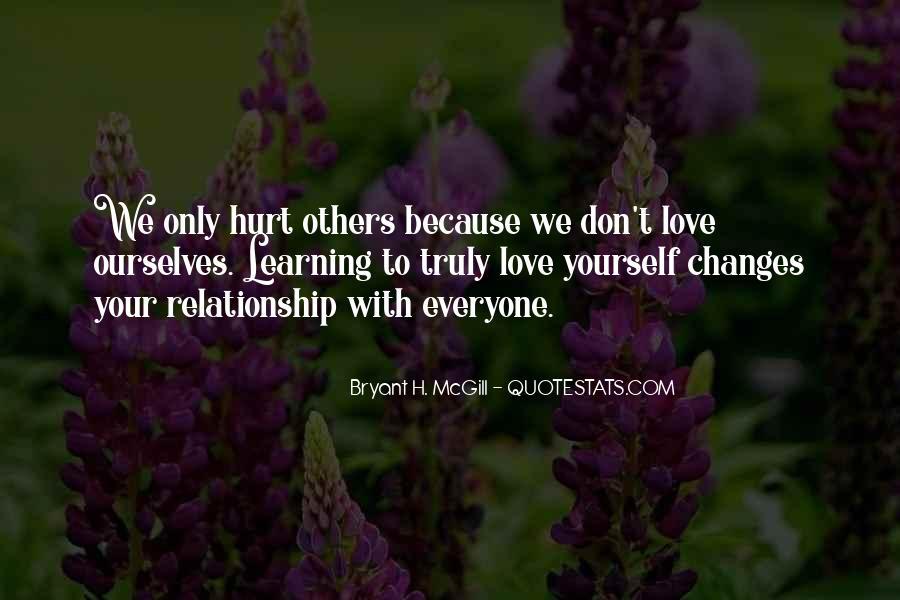 Hurt From Relationship Quotes #316264