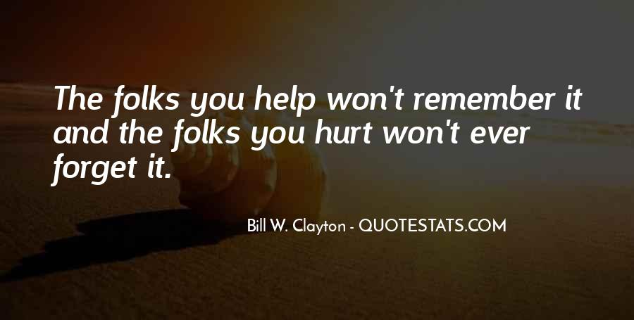 Hurt From Relationship Quotes #719092