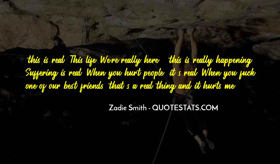 Top 74 Hurt My Friends Quotes: Famous Quotes & Sayings About ...