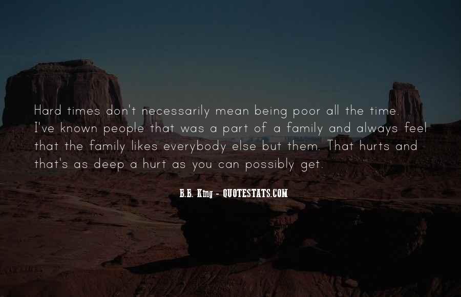 Hurt So Deep Quotes #1047438