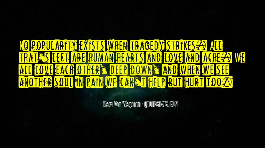 Hurt So Deep Quotes #1067521