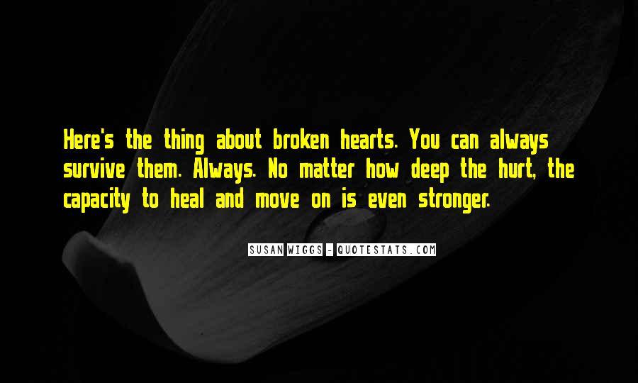 Hurt So Deep Quotes #1125437