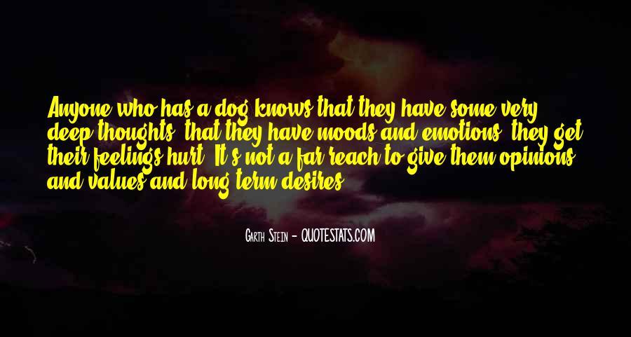 Hurt So Deep Quotes #1168511