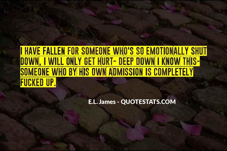 Hurt So Deep Quotes #1797117