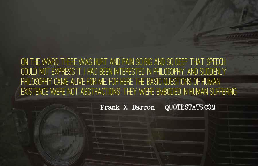 Hurt So Deep Quotes #407123