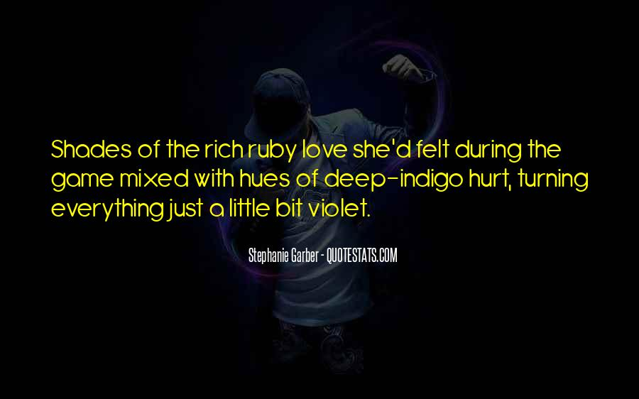 Hurt So Deep Quotes #743575