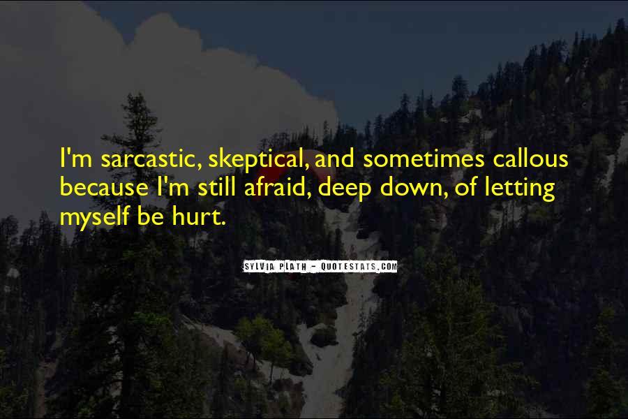 Hurt So Deep Quotes #760259