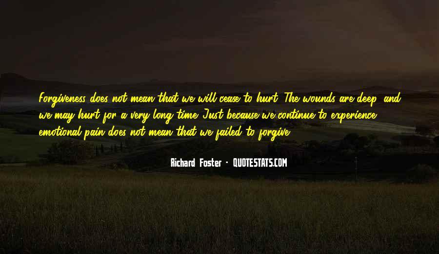 Hurt So Deep Quotes #864301