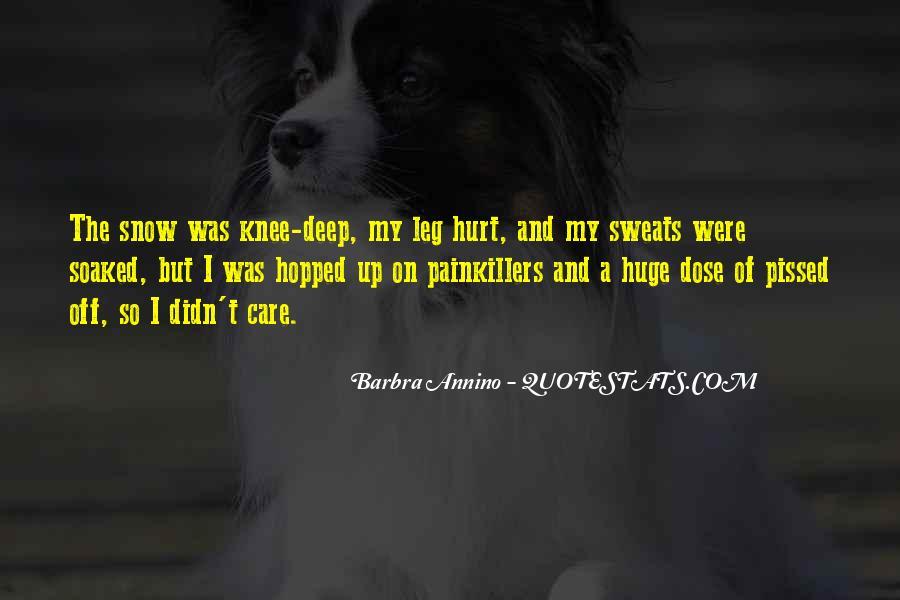 Hurt So Deep Quotes #969513