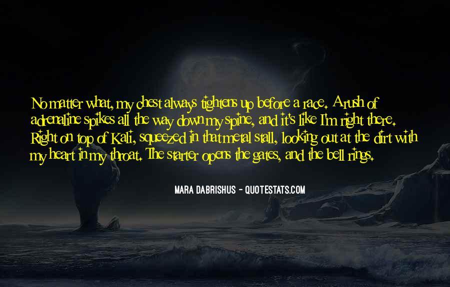Hurt Tripod Quotes #540957