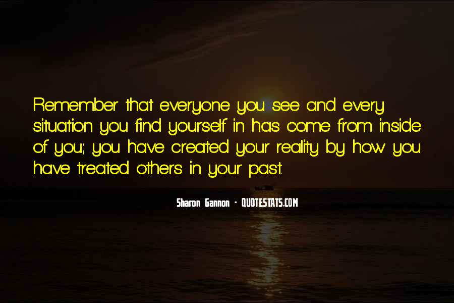 Quotes About Finding Yourself In Others #1405889