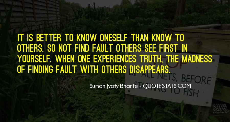 Quotes About Finding Yourself In Others #180881