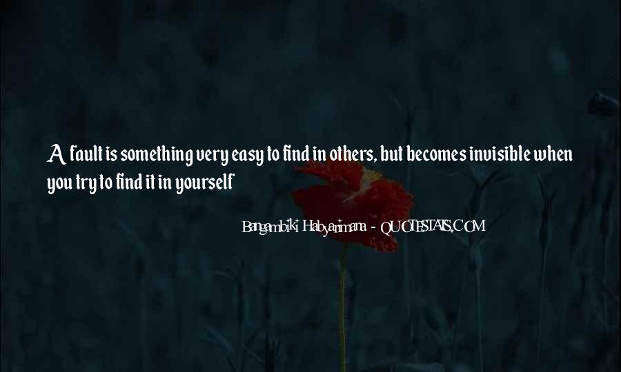 Quotes About Finding Yourself In Others #504310