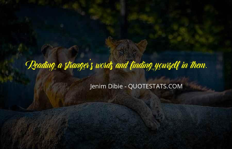 Quotes About Finding Yourself In Others #5163