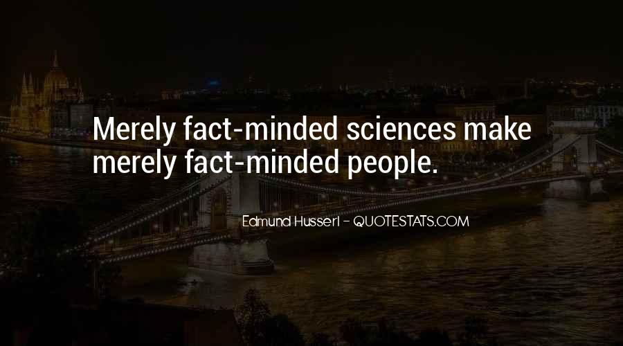 Husserl Quotes #1034414