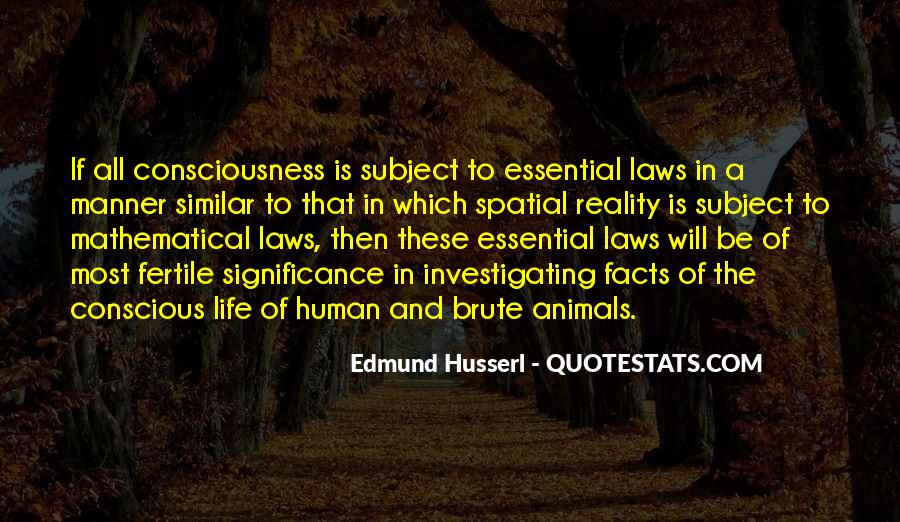 Husserl Quotes #1151975