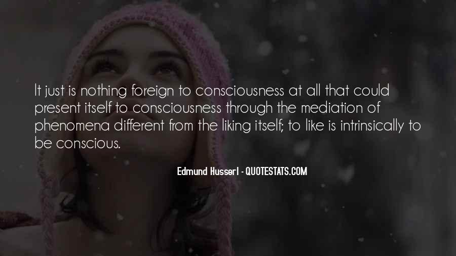 Husserl Quotes #127550