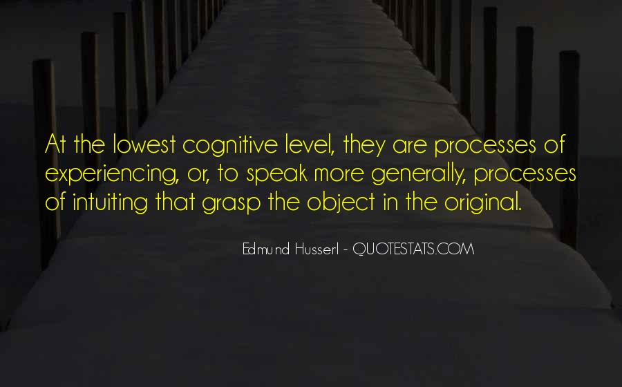 Husserl Quotes #1311651