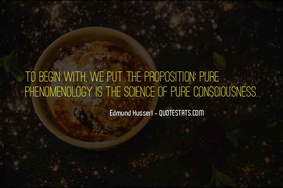Husserl Quotes #1488371
