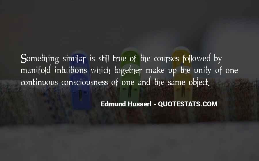 Husserl Quotes #1571444