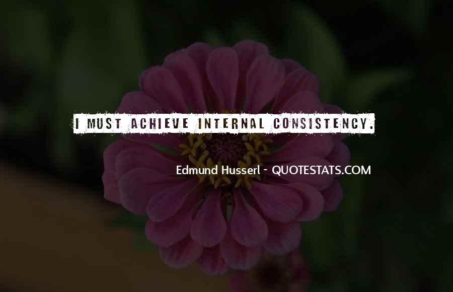 Husserl Quotes #1706358
