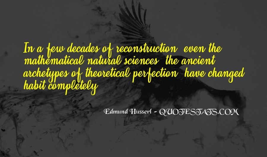 Husserl Quotes #850087