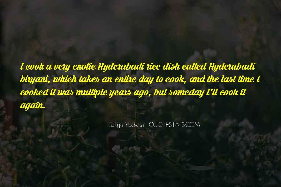 Hyderabadi Biryani Quotes #1390544
