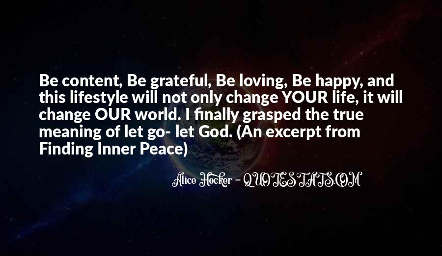Quotes About Finding Your Inner Peace #783687