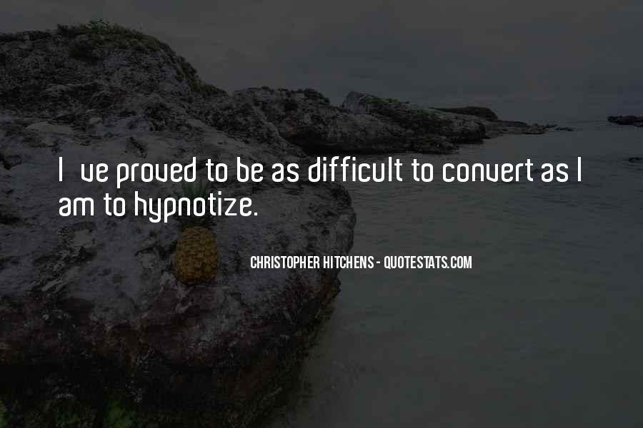 Hypnotize Quotes #828847