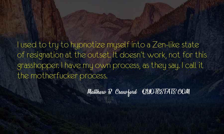 Hypnotize Quotes #993912