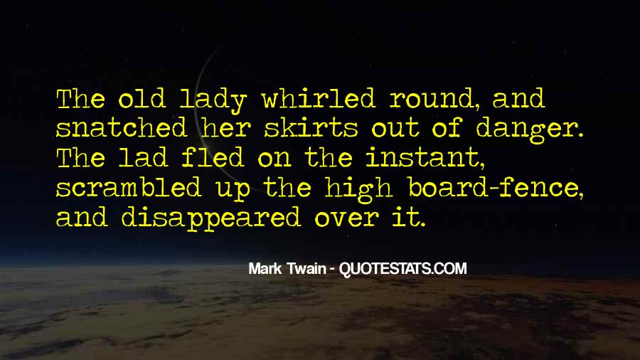I A Lady Quotes #11839
