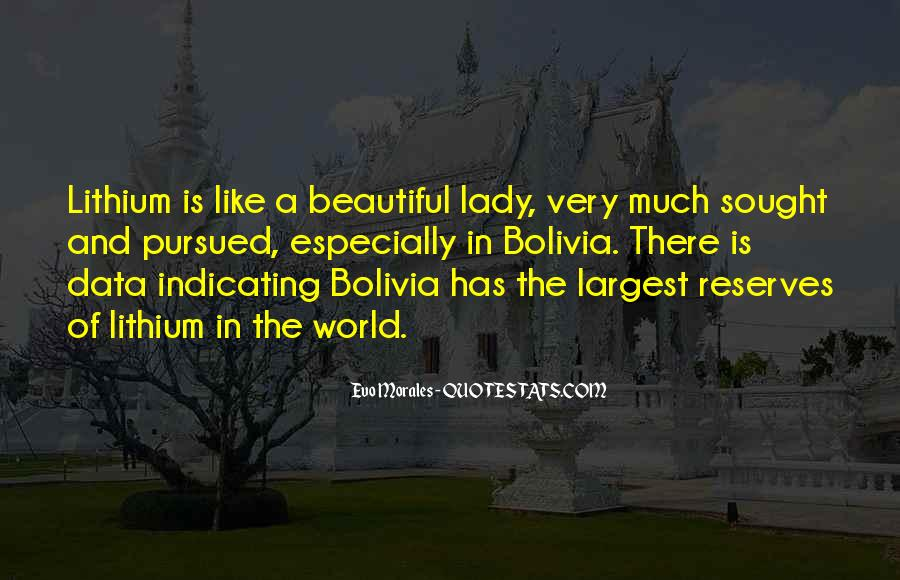 I A Lady Quotes #13559