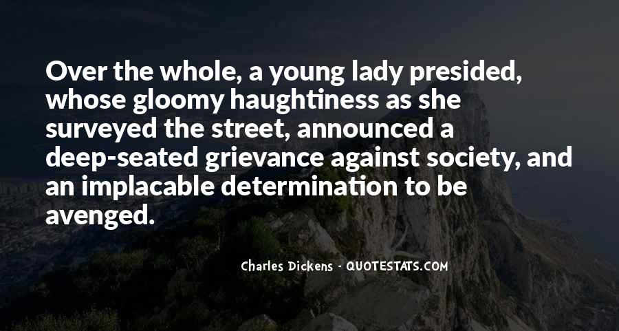 I A Lady Quotes #36218