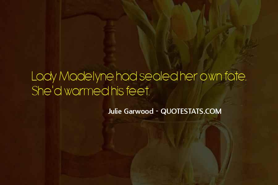 I A Lady Quotes #54869