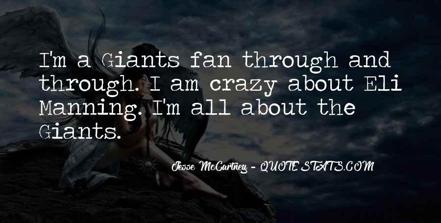 I Am A Fan Quotes #228757