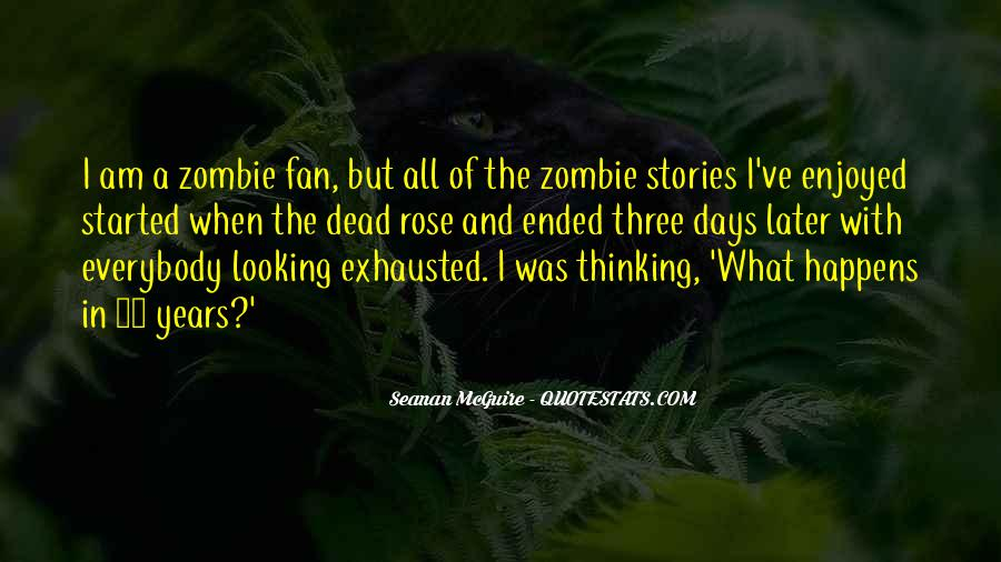 I Am A Fan Quotes #381042