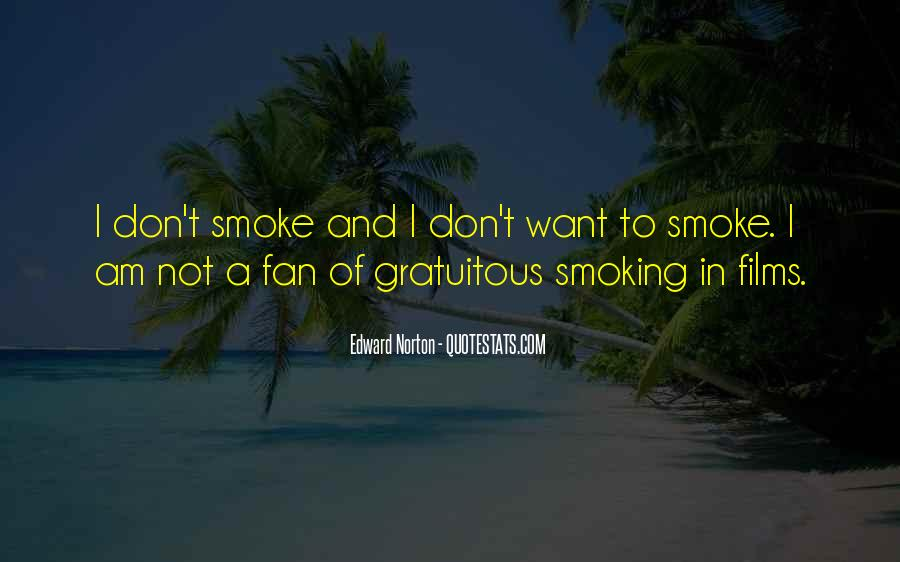 I Am A Fan Quotes #402494