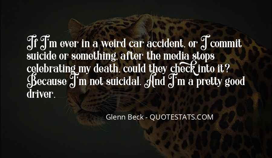 I Am A Good Driver Quotes #39398