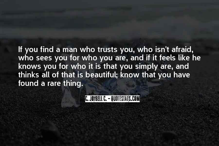 Quotes About Finding Something Rare #88766