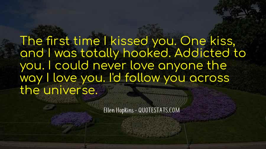 I Am Addicted To You Love Quotes #284333