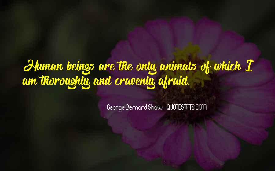 I Am Afraid Of Myself Quotes #10901