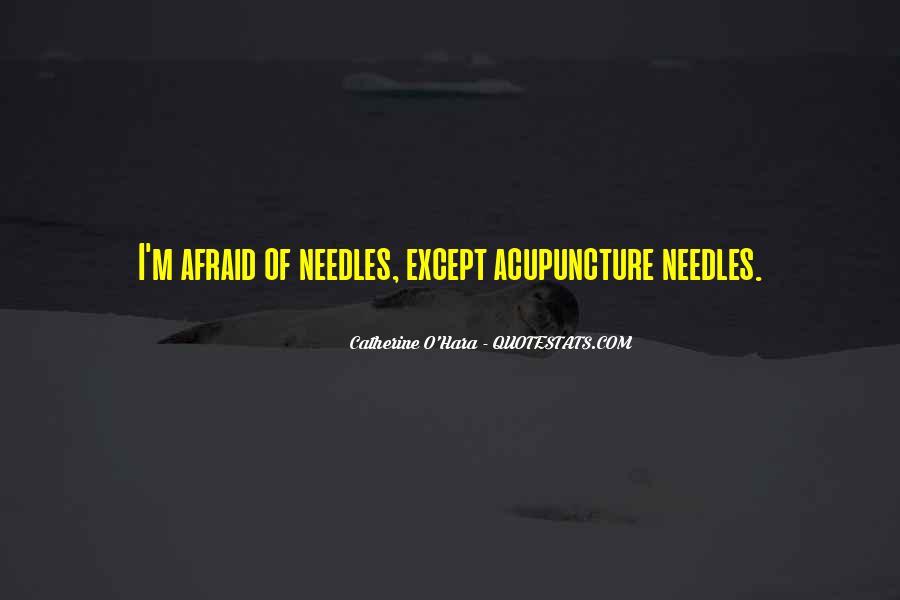 I Am Afraid Of Myself Quotes #10941