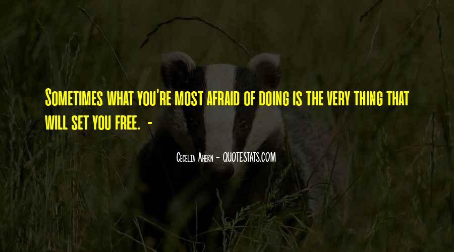 I Am Afraid Of Myself Quotes #1401