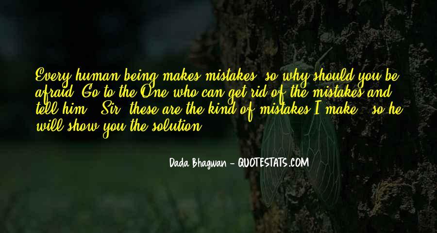 I Am Afraid Of Myself Quotes #1627